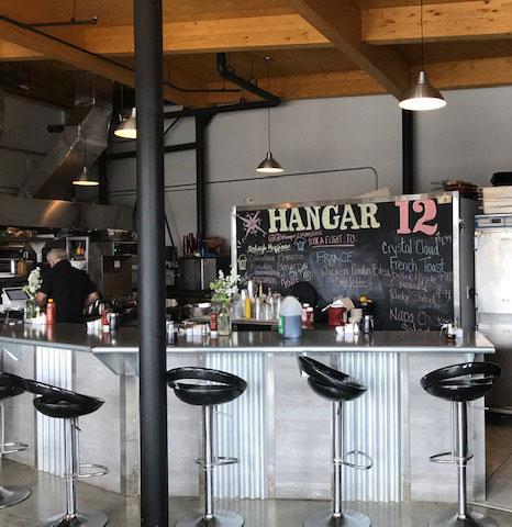 Hangor 12 Restaurant